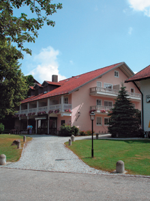 Hotel St Leonhard Bad Griesbach