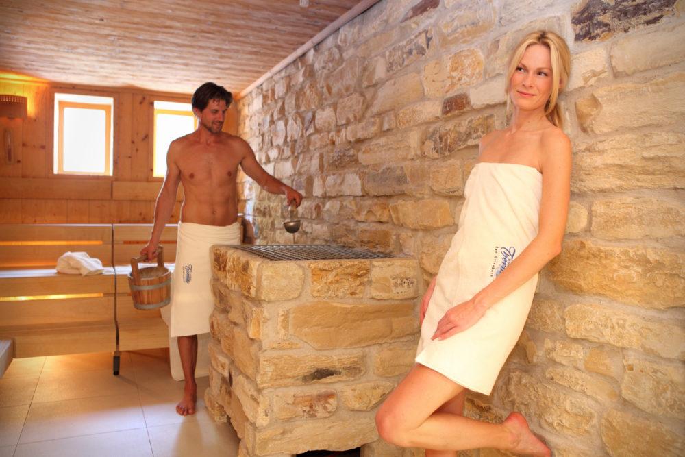 Sauna pur WFT